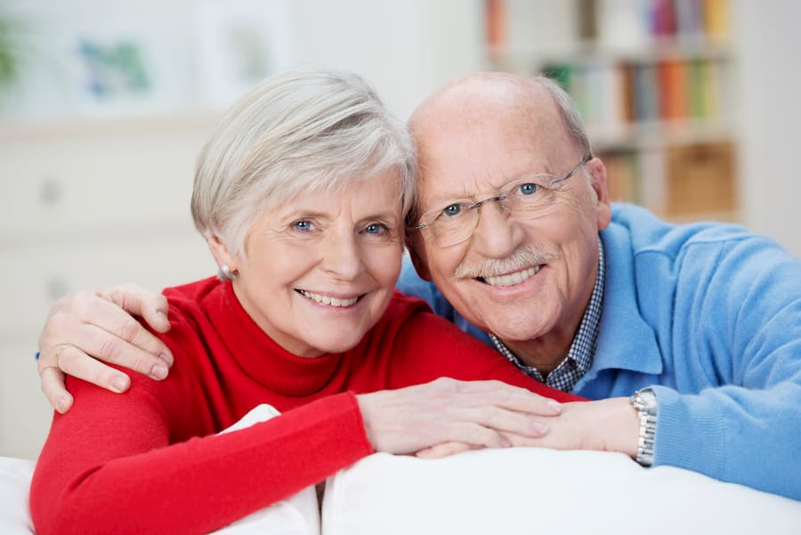 Älteres Ehepaar © contrastwerkstatt, stock.adobe.com