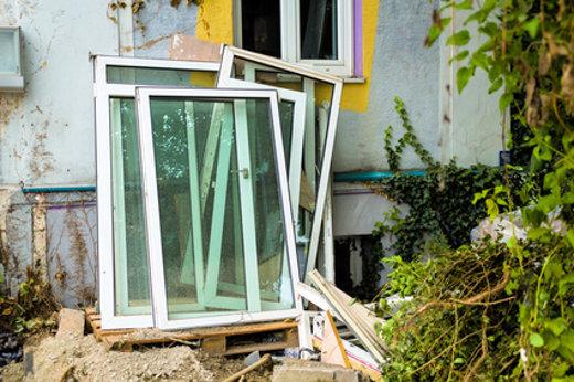 Extrem Fenster sanieren und austauschen in Eigenregie NV79