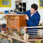 Möbel selbst restaurieren