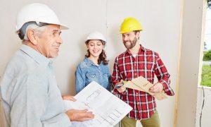 Umbau und Sanierung – Mit oder ohne Architekt?