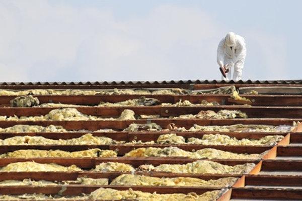 Asbest Dachsanierung © Björn Wylezich, fotolia.com