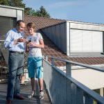 Sommerlicher Wärmeschutz Dach
