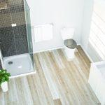 Bodenbeläge fürs Badezimmer