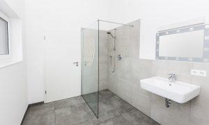 Bodengleiche Dusche: Fehler vermeiden