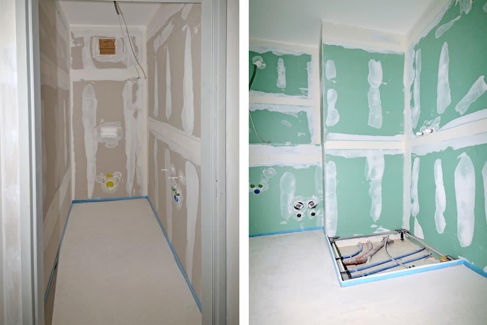 Trockenbau im Badezimmer © photo 5000, stock.adobe.com