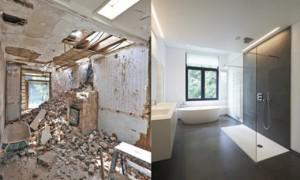 Sanierung Badezimmer, das badezimmer sanieren und modernisieren, Design ideen