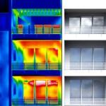 Balkon mit Wärmebrücken © Knauf Insulation GmbH