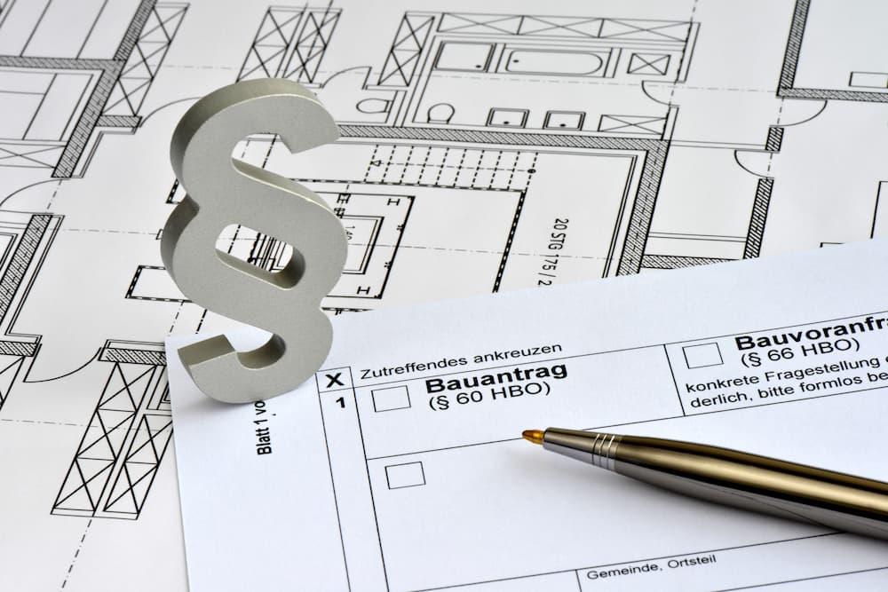 Ist eine Baugenehmigung notwendig? © nmann77, stock.adobe.com