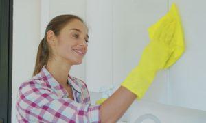 Pflegeleichte Küche