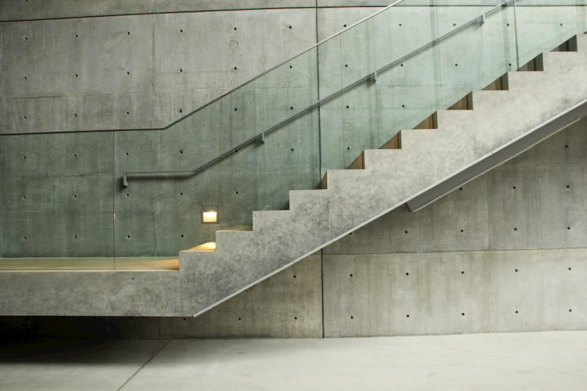 Die Betontreppe Verkleiden Treppenbel 228 Ge Im 220 Berblick