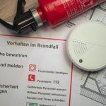 Brandschutzbestimmungen für Öfen
