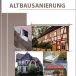 Cover Ebook Altbausanierung