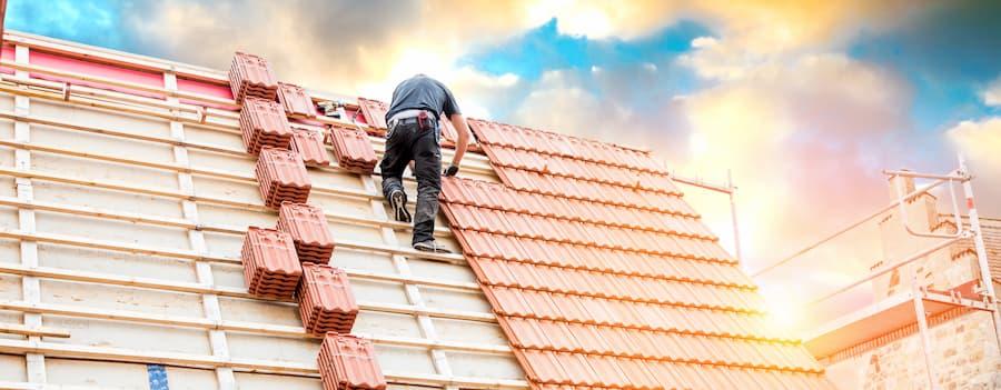Dach decken © Karepa, stock.adobe.com