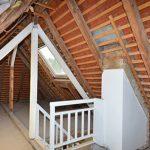 Dachgaube oder Dachfenster