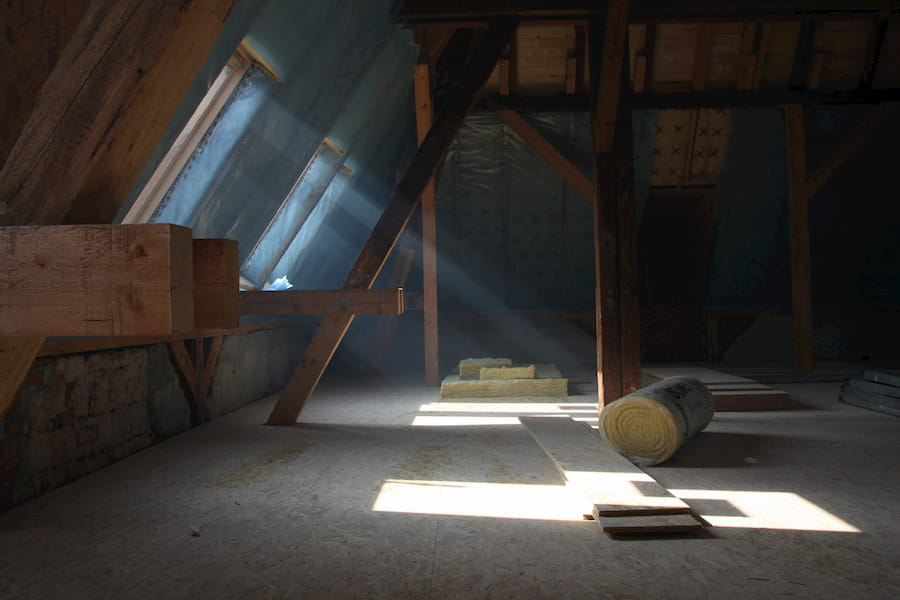 Dachboden © khorixas, stock.adobe.com