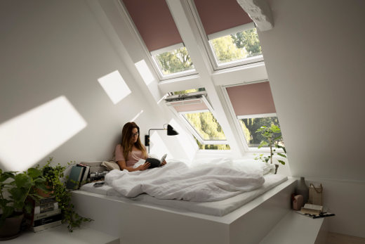 die wichtigsten kriterien einer optimalen dachfenster planung. Black Bedroom Furniture Sets. Home Design Ideas