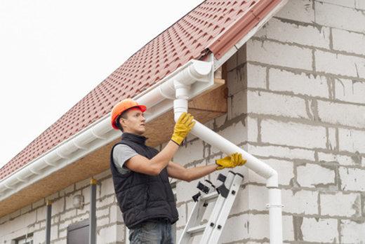 Favorit Dachrinnen erneuern – Wie es geht und was es kostet EW18