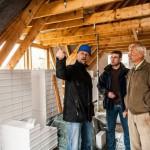 Wer kann den Ausbau meines Daches planen?