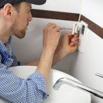 Elektrische Schutzbereiche im Badezimmer