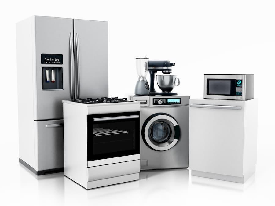 Elektrogeräte in der Küche © Destina, stock.adobe.com