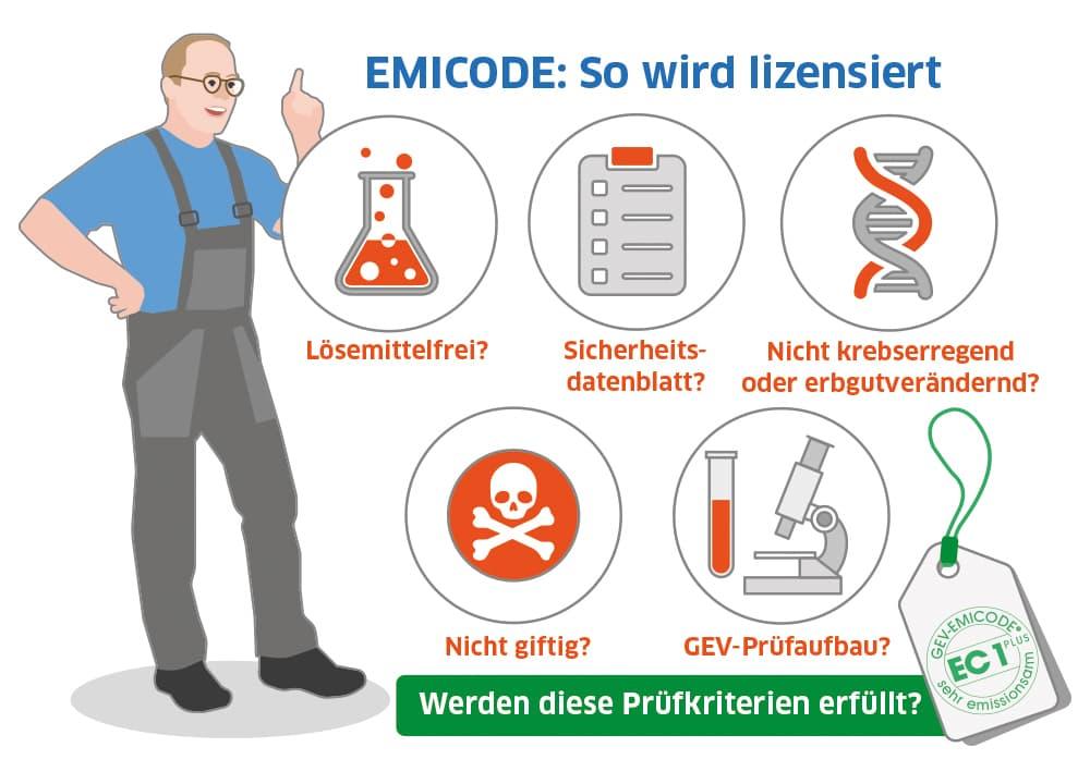 EMMICODE-Siegel: So wird geprüft