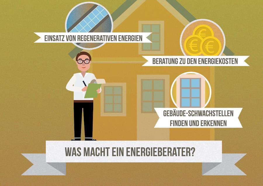 Was macht ein Energieberater?