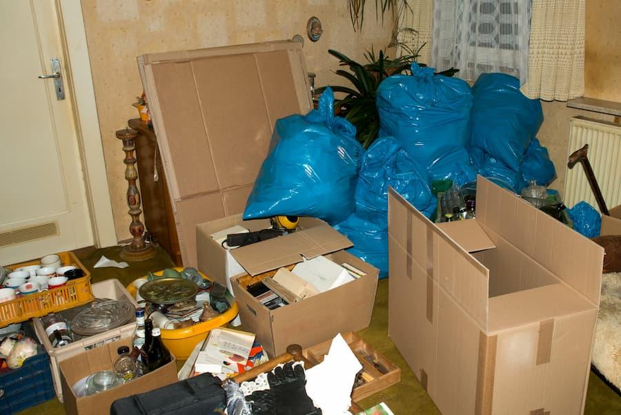Entrümpelung und Wohnungsauflösung © DoraZett, stock.adobe.com