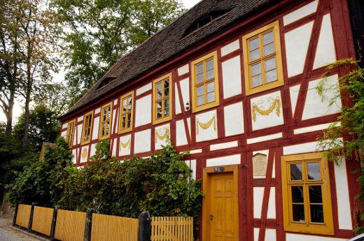 Fachwerkhaus unter Denkmalschutz © Bauherren-Schutzbund e.V.