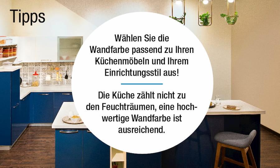 Farbenwahl in der Küche: Unsere Tipps