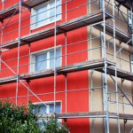 Fassade wird gestrichen © Miss Mafalda, fotolia.com