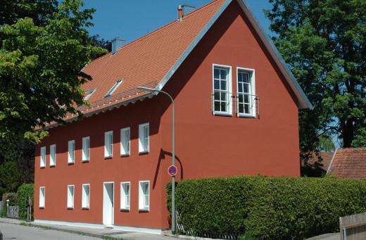 Fertig gedämmtes Haus © Fachverband Wärmedämm-Verbundsysteme e.V.