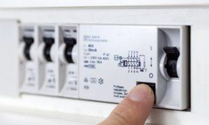 Fehlersuche bei Stromausfall