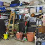 Garagenreinigung