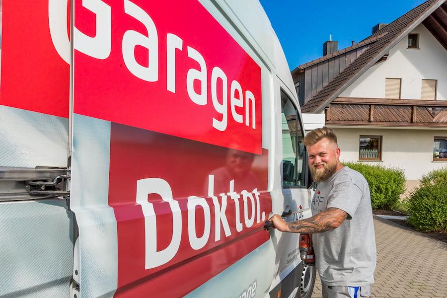 Der Garagen Dokor kommt © ZAPF