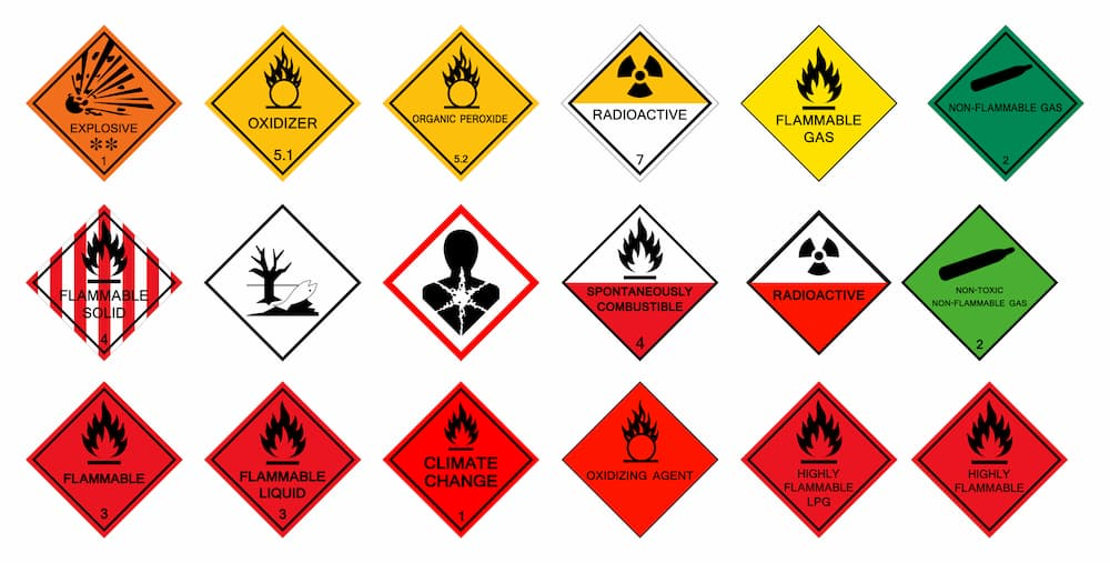 Gefahr- und Warnsymbole © Seetwo, stock.adobe.com
