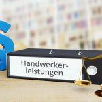 Handwerker und Gewährleistung