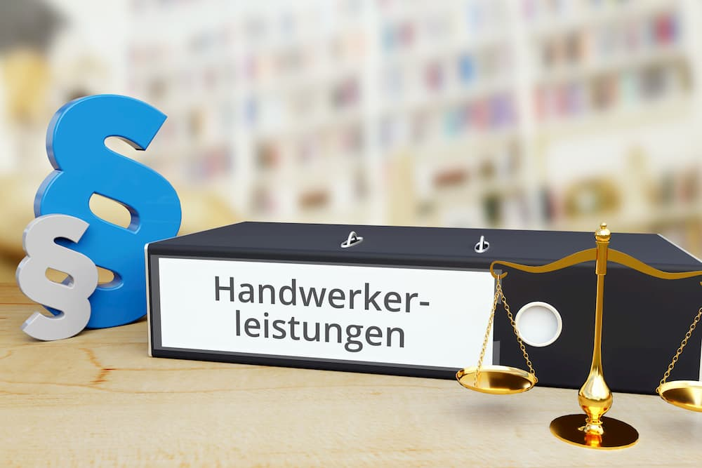 Handwerkerleistungen: Rechtliche Aspekte beachten © MQ-illustrations, stock.adobe.com