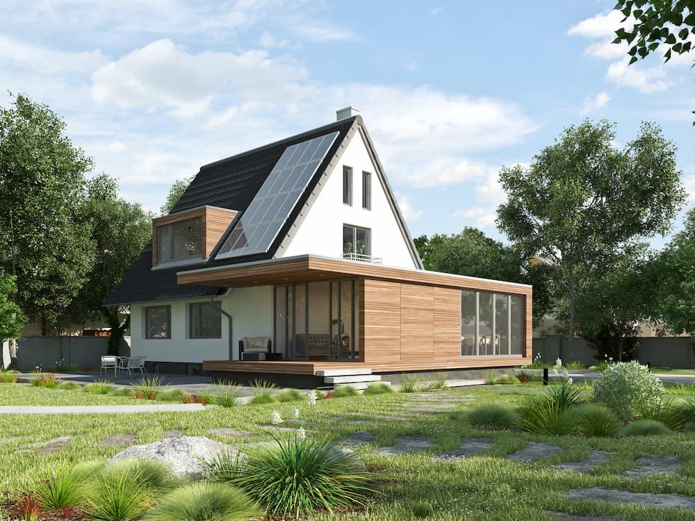Haus mit Anbau © KB3, stock.adobe.com