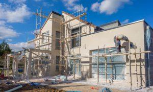 Fehler beim Fassade streichen vermeiden
