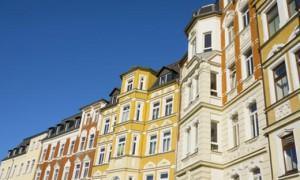 Häuser Jahrhundertwende