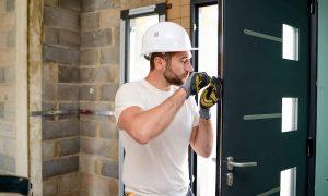 Bauschäden an Haustüren