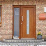 Anstriche und Beschichtungen für Haustüren