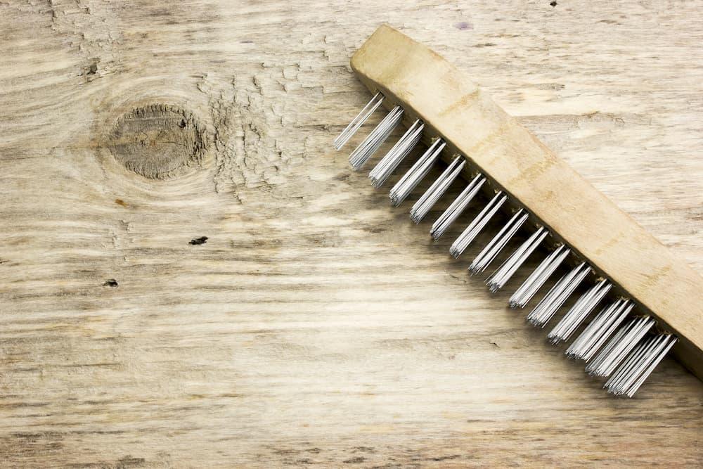 Holz bürsten © Koirill, stock.adobe.com