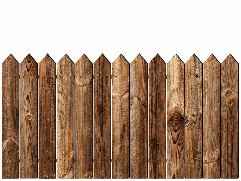 Holzzaun © Sergej Razvodovskij, stock.adobe.com