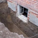 Isolierung der Kellerwände © Verband Privater Bauherren e.V.