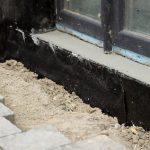 Außen-Sanierung von Kellerwänden