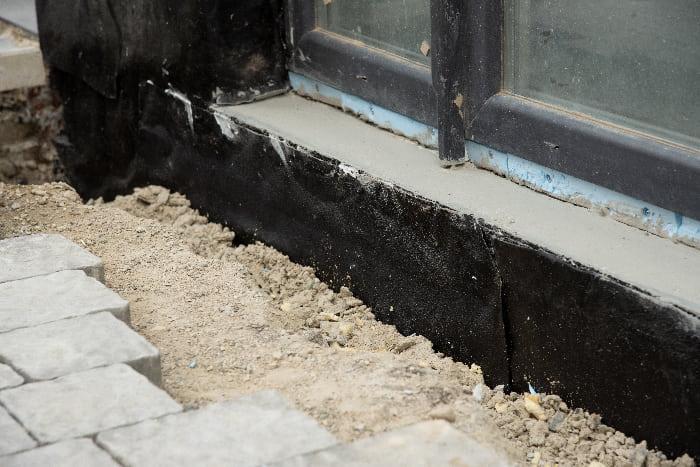Gut gemocht Außen-Sanierung von Kellerwänden SG63