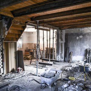 Haus sanieren: Die richtige Reihenfolge