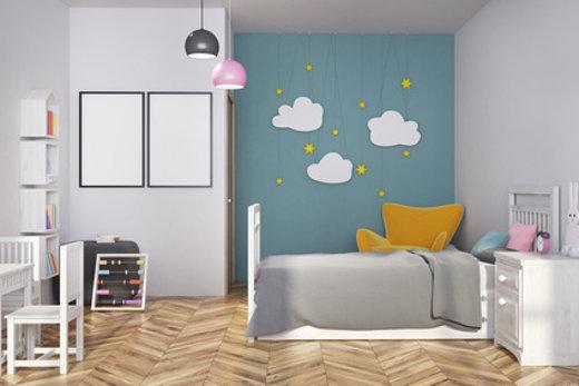 Farbenwahl Im Kinderzimmer