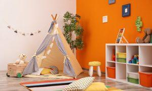 Bodenbelag fürs Kinderzimmer